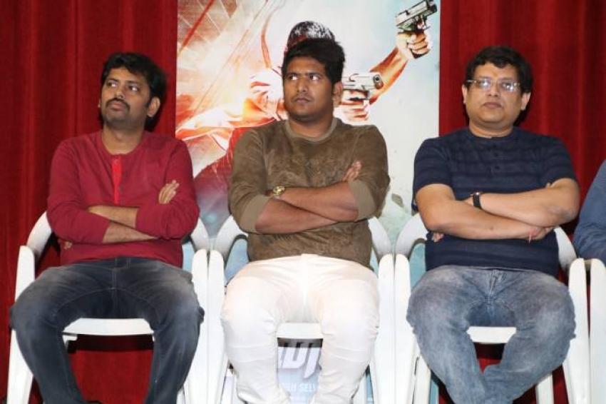 Thuppakki Munai Movie Press Meet Photos