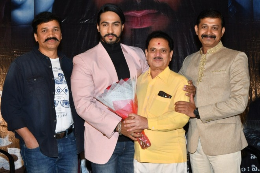 Udgharsha Movie Press Meet Photos