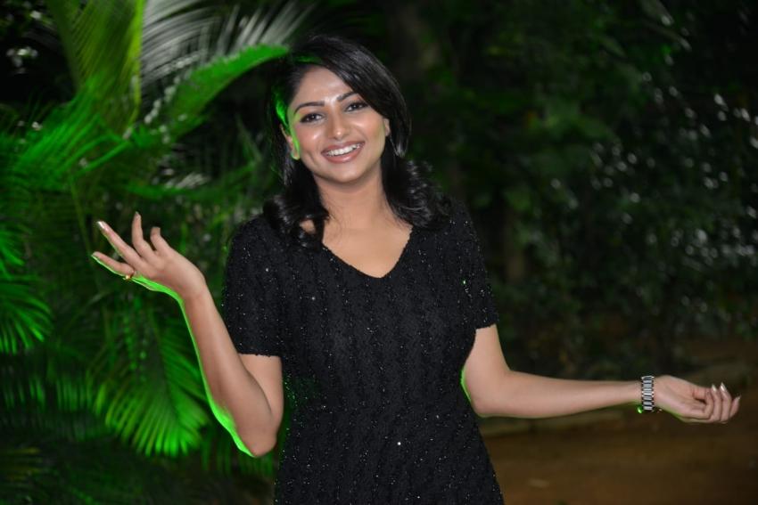 Upendra, Shivarajkumar & Rachita Ram At I Love You Trailer Launch Photos