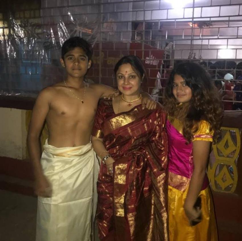 Upendra Son alAyush Upanayana Event In Kundapura Photos