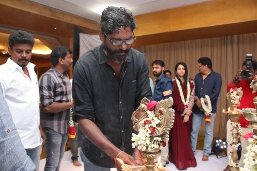 Vaan Movie Pooja Photos