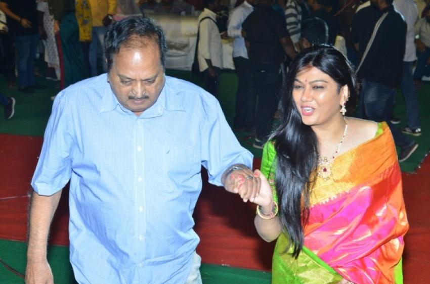 Vinaya Vidheya Rama Pre Release Photos