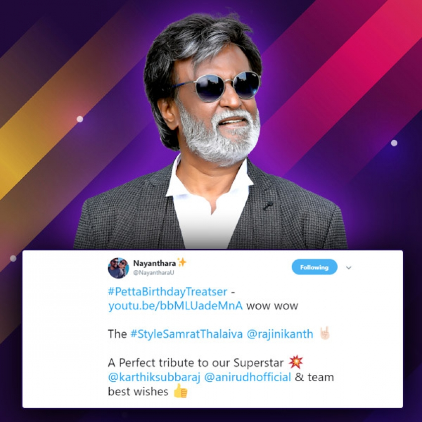 Wishes Pour In For Superstar Rajinikanth On His 68th birthday Photos