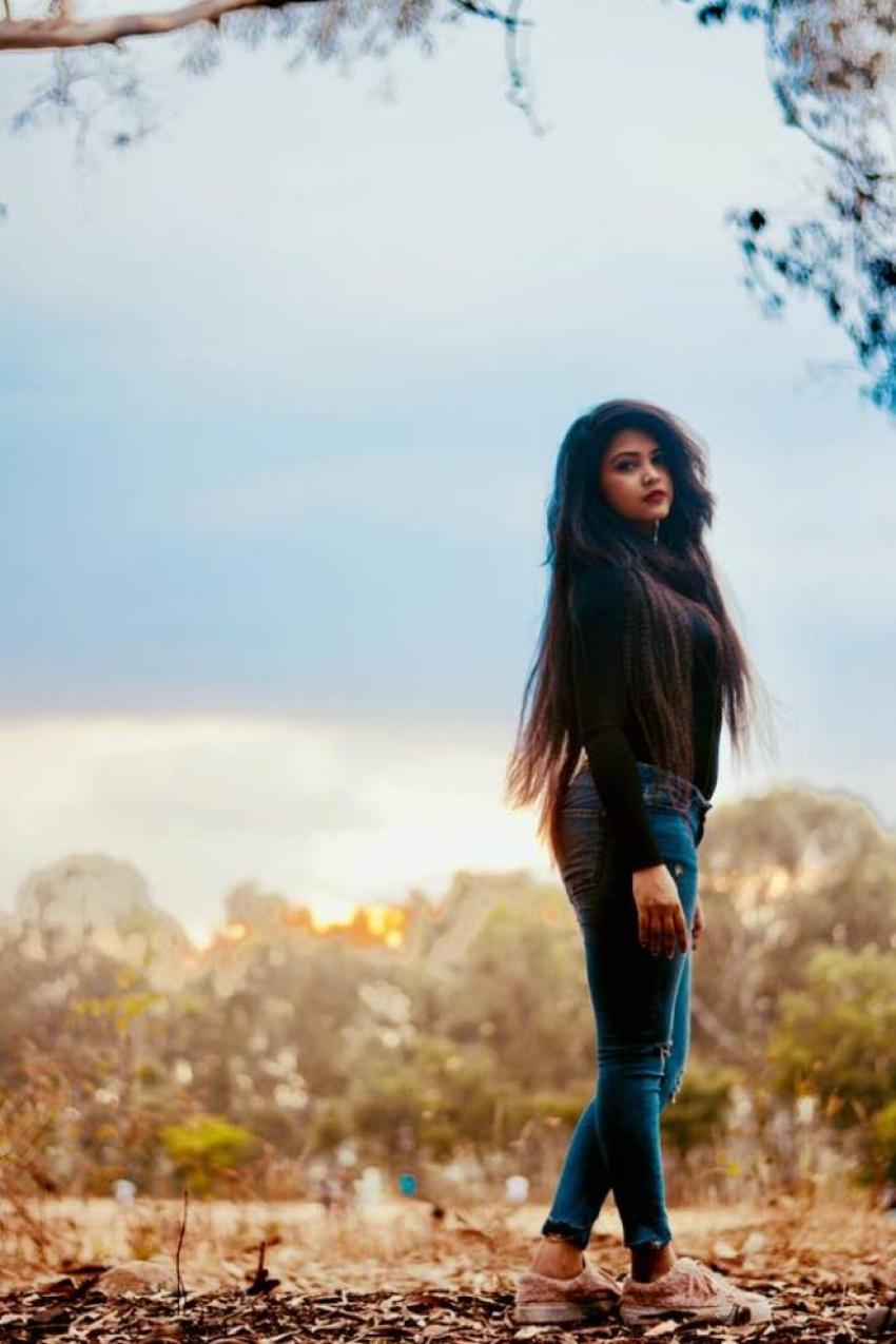 Amulya Omkar Photos