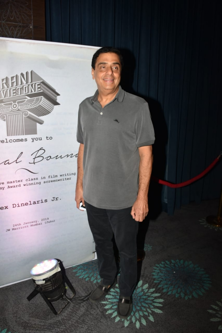 Boman Irani Launch His Own Production House In Mumbai Photos