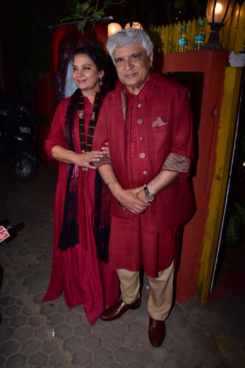 Celebs at Informal Evening Of Music And Shayari To Celebrate Kaifi Azmi Photos