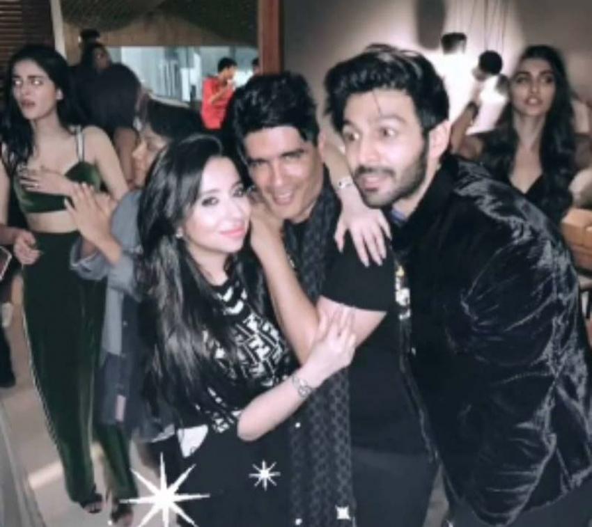 Celebs At Punit Malhotra's New House Party Photos