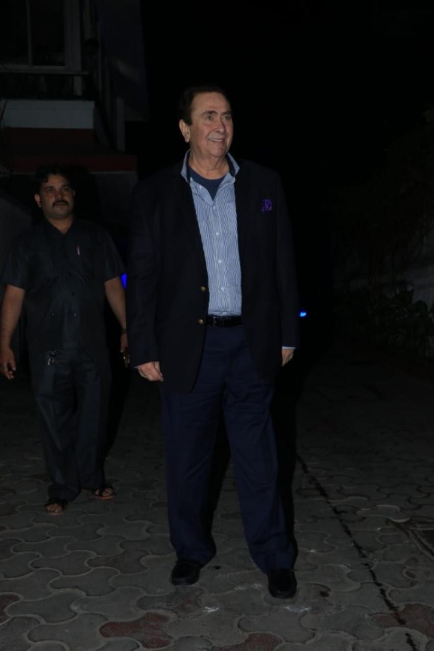 Celebs At Sanjay Khan Birthday Bash Photos