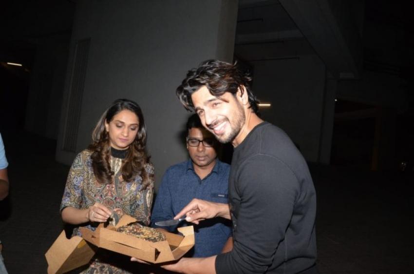 Celebs At Sidharth Malhotra Birthday Bash Photos