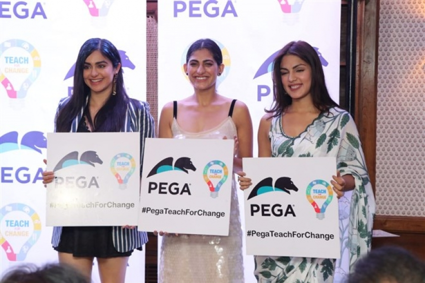 Celebs At Teach For Change Photos