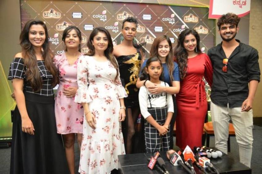 Colors Kannada Thakadhimita Reality Show Press Meet Photos