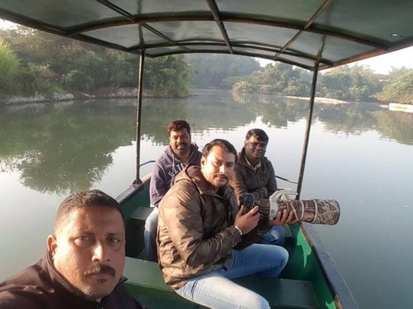 Darshan Thoogudeep Unseen Photos