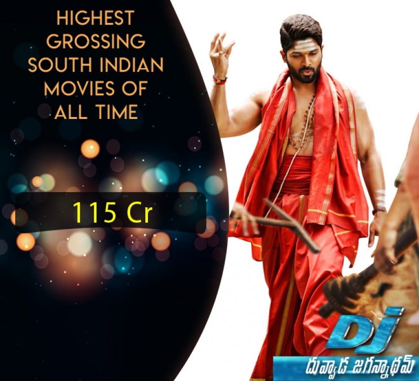 Highest Grossing South Indian Movies Of All Time Photos