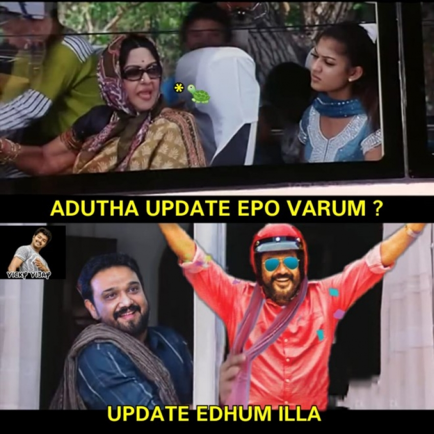 Hilarious Memes Of Tamil Movie Petta And Viswasam Petta Movie