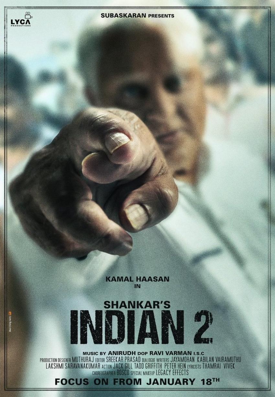 Indian 2 Photos