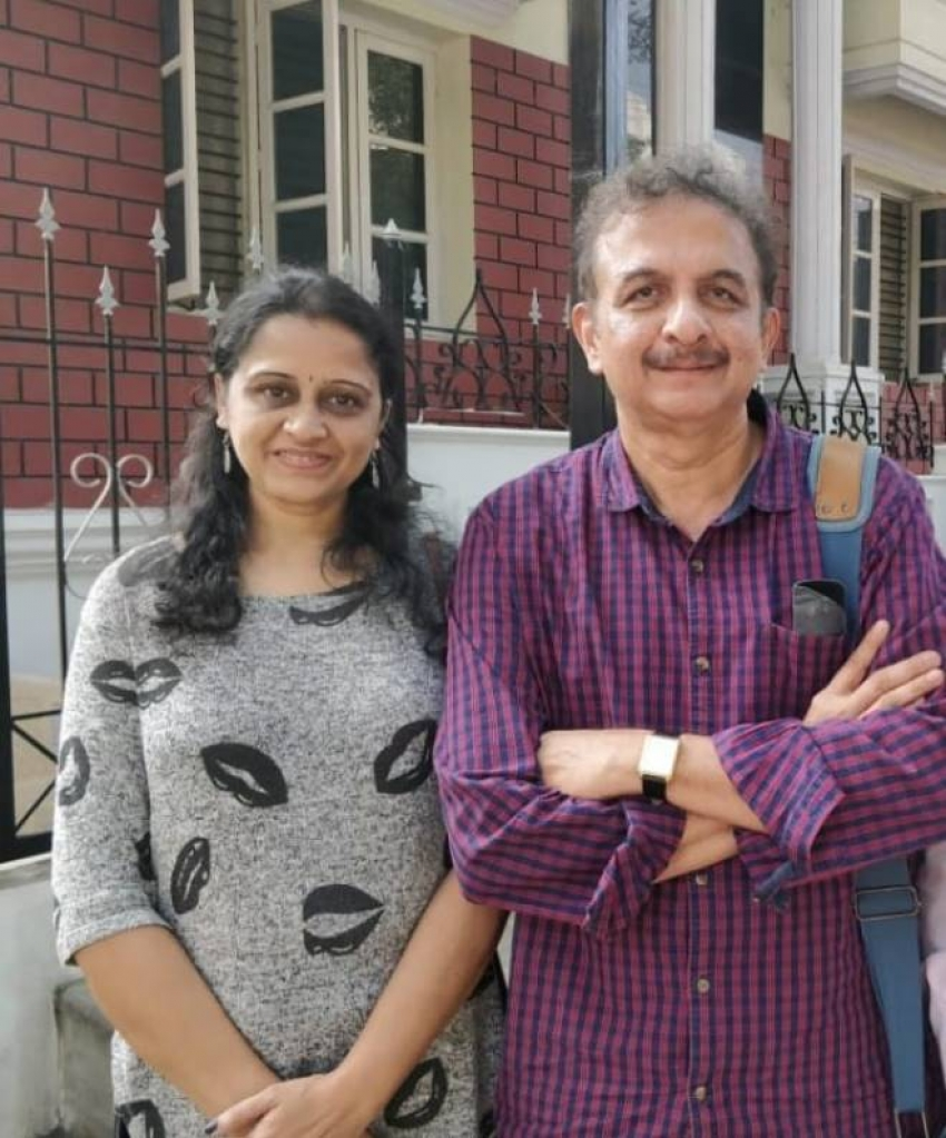 Jayant Kaikini Photos