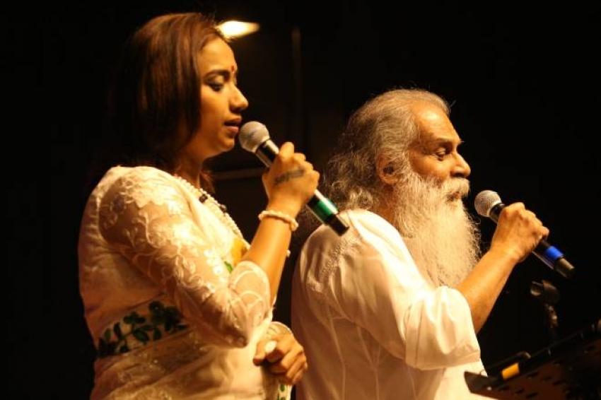 K.J.Yesudas Concert Photos