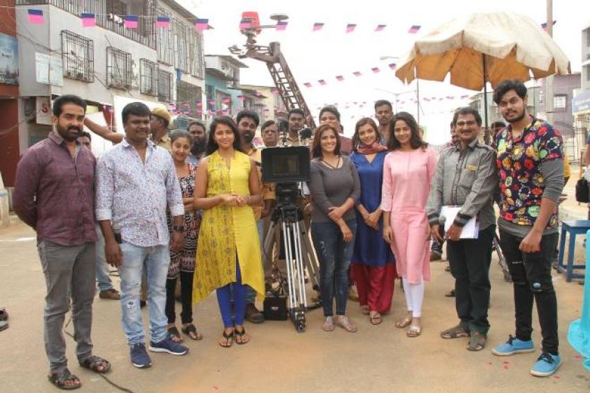 Kannitheevu Movie Pooja Photos