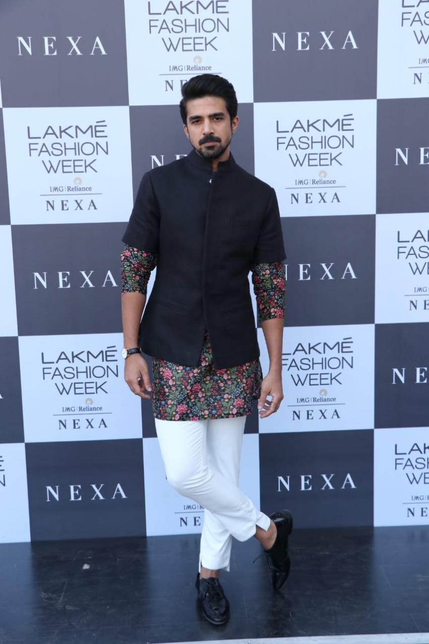Lakme Fashion Week 2019 Day 1 Photos