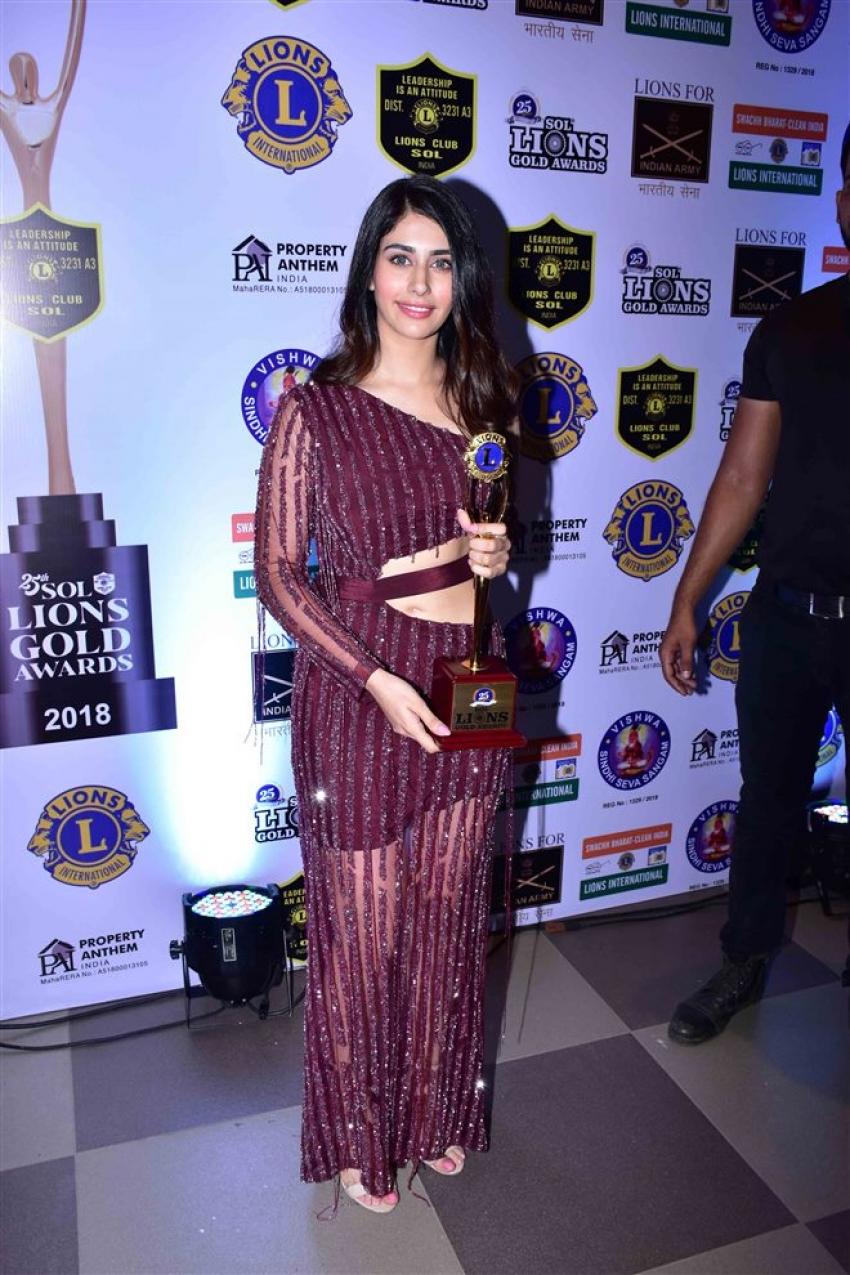 Lions Golden Awards 2019 Photos