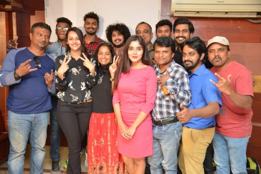Maatash Movie Press Meet Photos