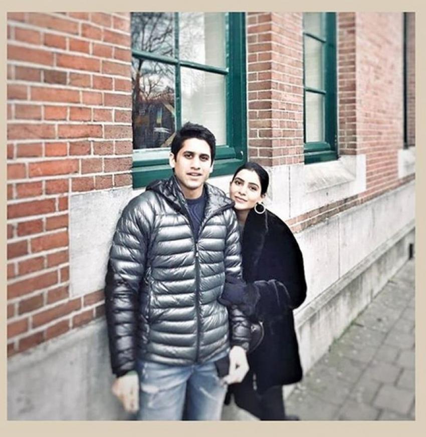 Naga Chaitanya And Samantha Enjoy their Vacation At Netherlands Photos