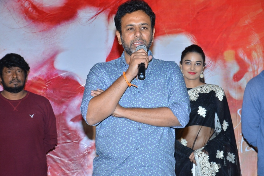 Ninnu Talachi Movie Firstlook Launch Photos