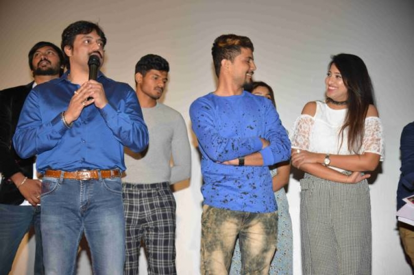 One Love Two Story Movie Audio Release Photos