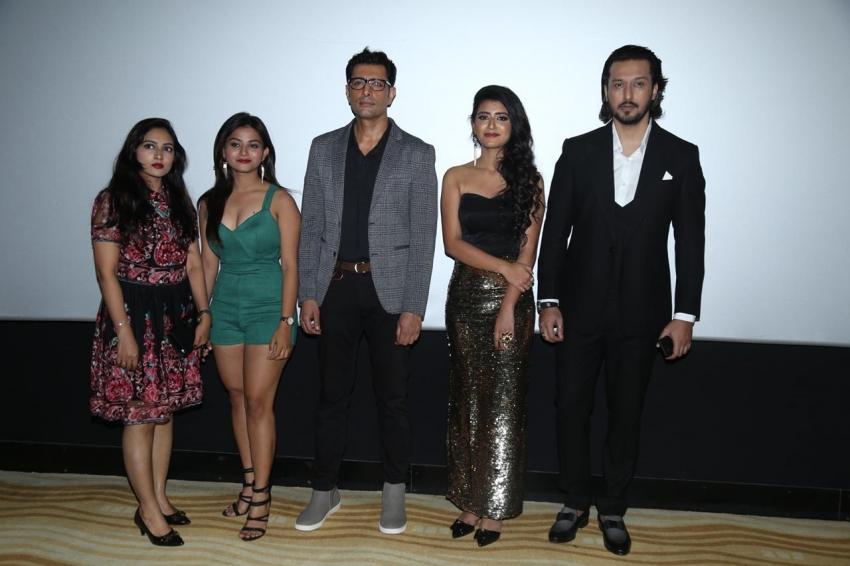 Priya Warrier Debut Movie Sridevi Bungalow Launch In Mumbai Photos