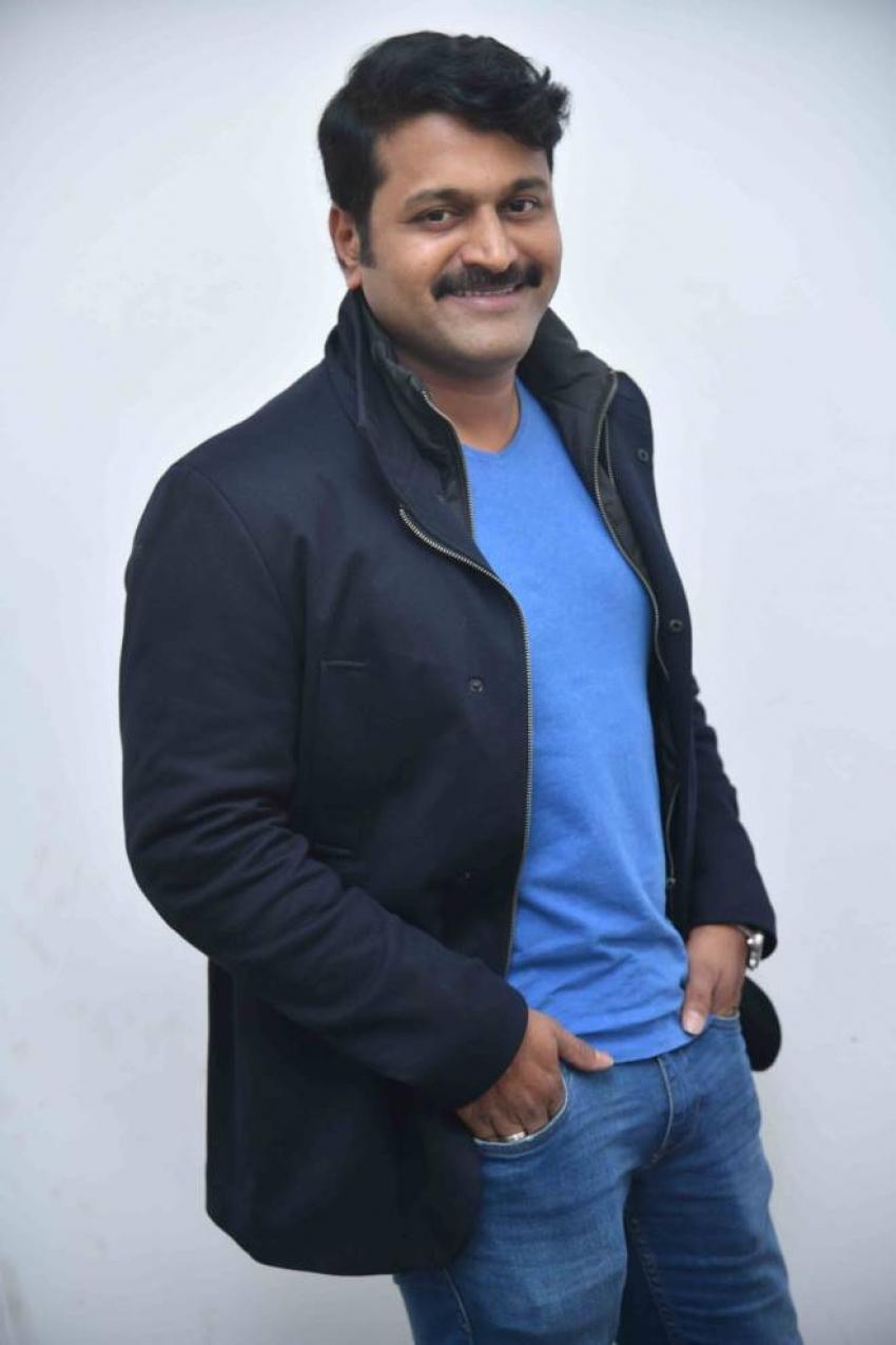 Rishab Shetty Photos