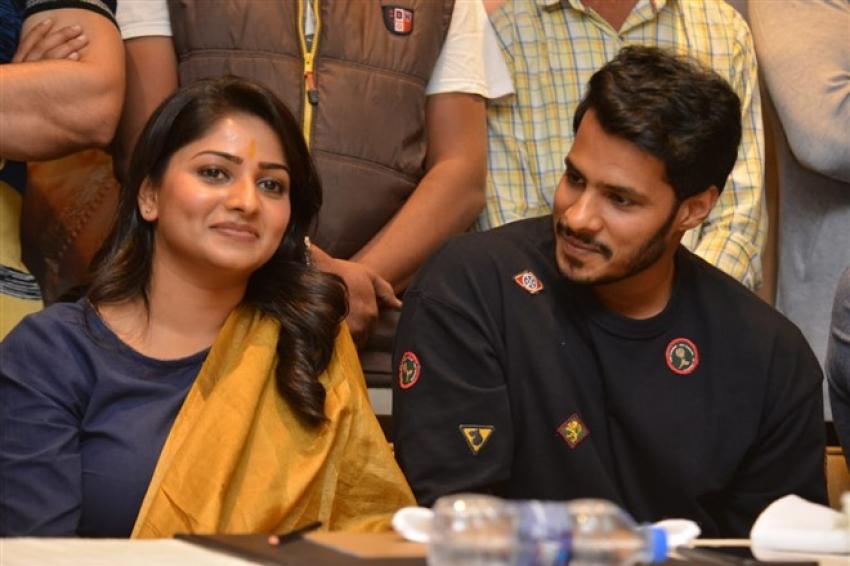 Seetha Rama Kalyana Film Success Meet Photos