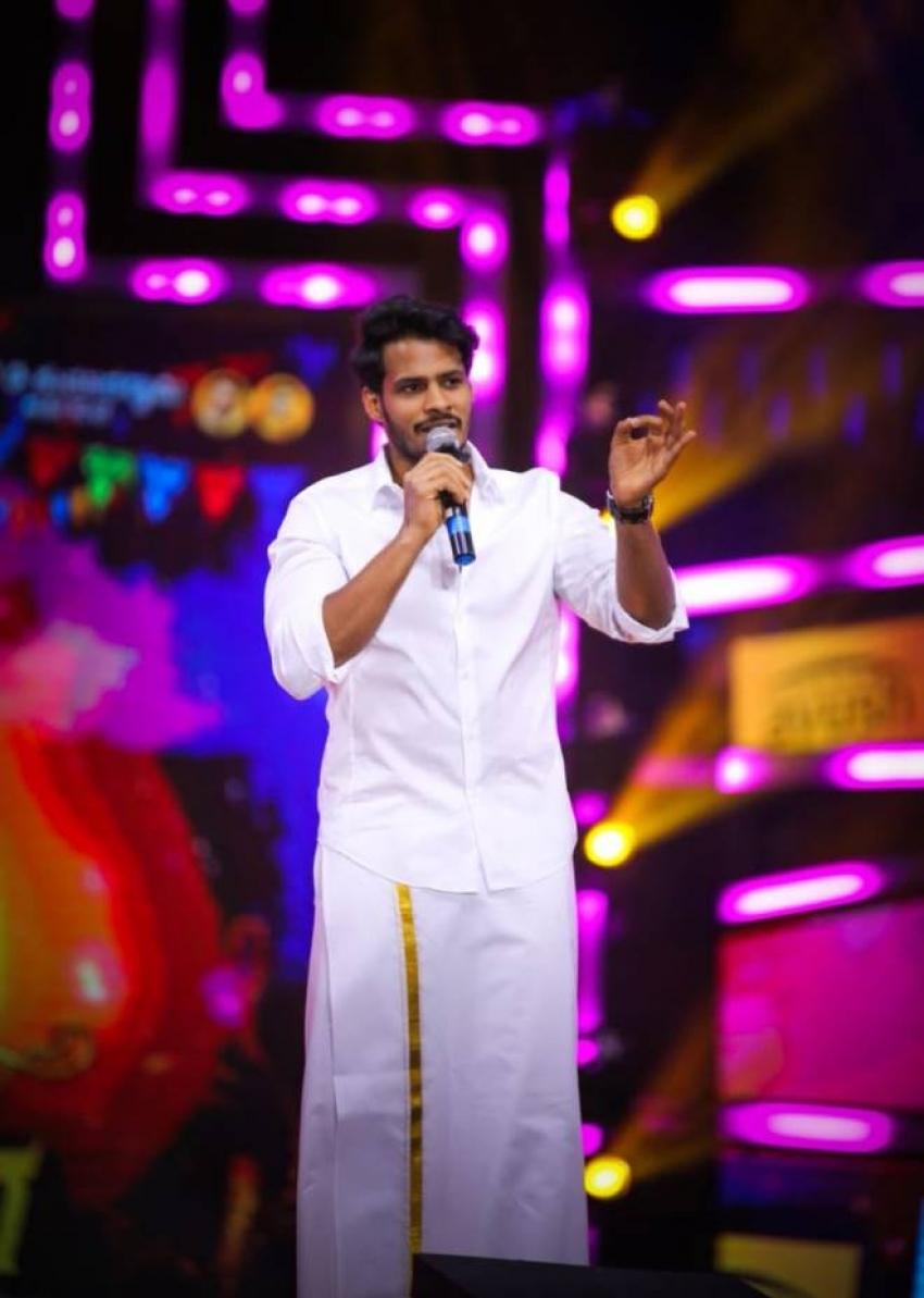 Seetharama Kalyana Movie Trailer Launch Photos