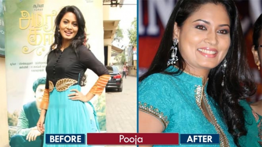 South Indian Actress After Marriage Shocking Transformation Photos