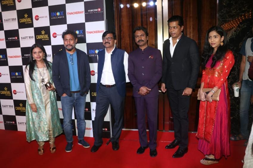 Special Screening Of Thackeray Photos