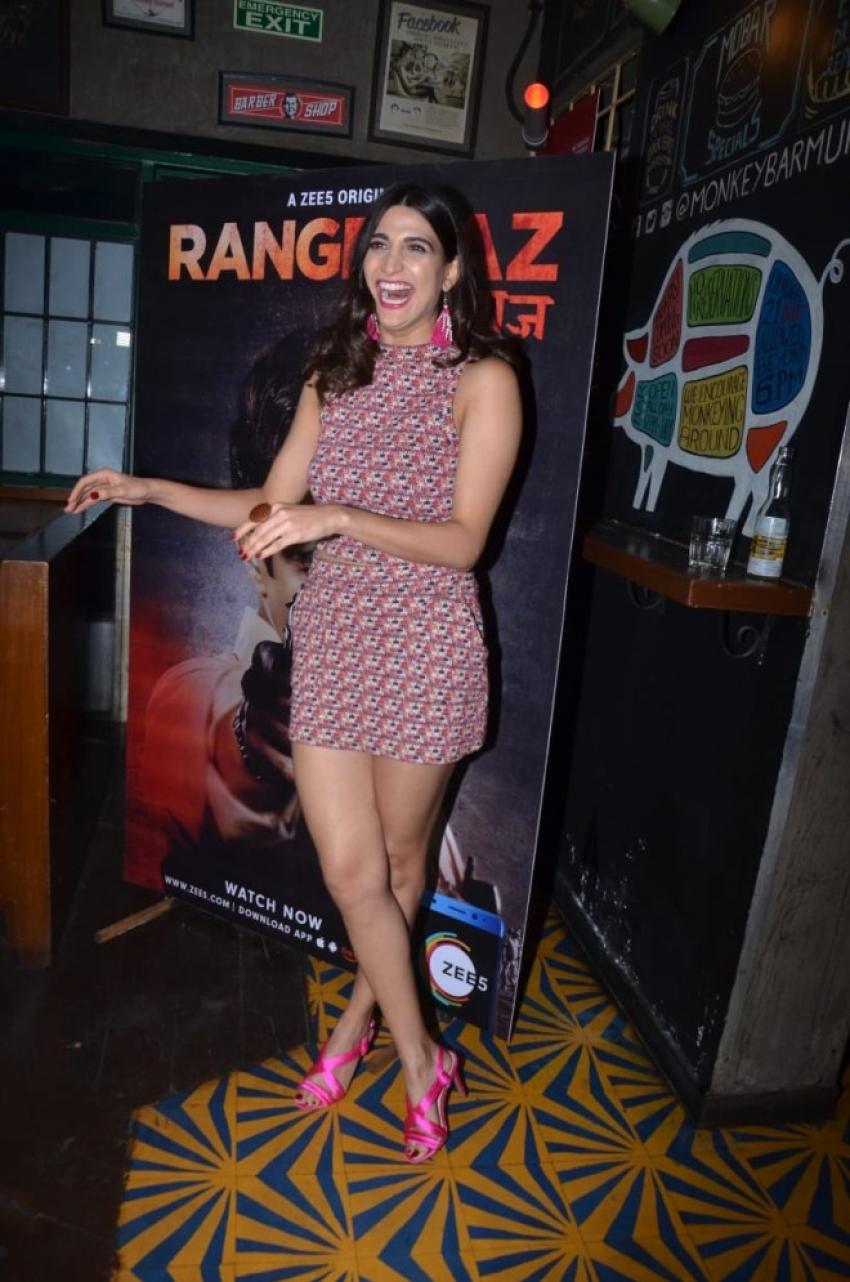 Success Party Of Rangbaaz Photos