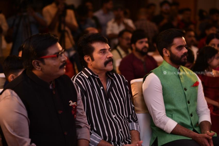 Swarna Malsyangal Audio Launch Photos