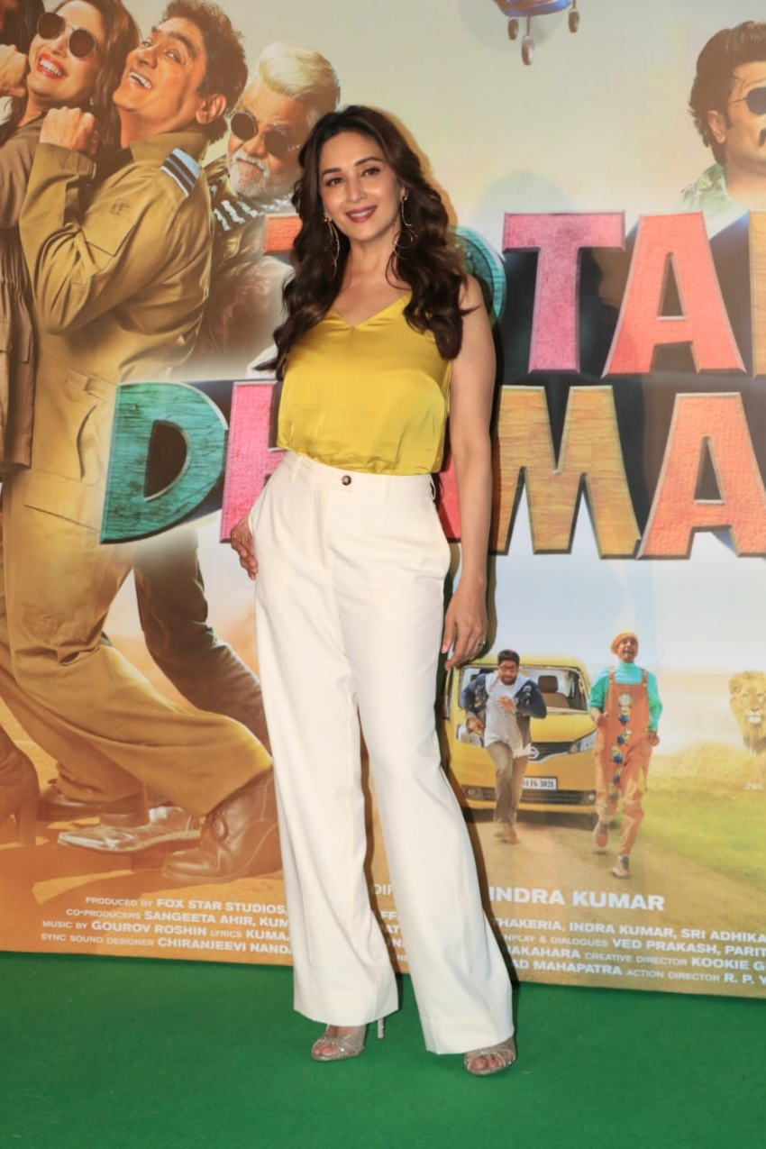 Total Dhamaal Trailer Launch Photos