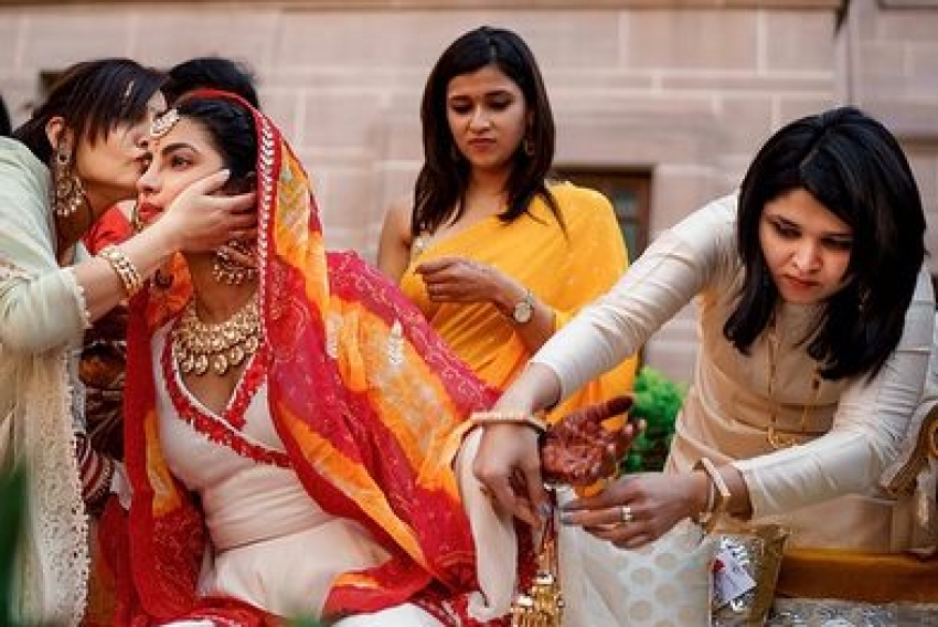 Unseen Inside Pictures of Priyanka-Nick Grand Wedding Photos