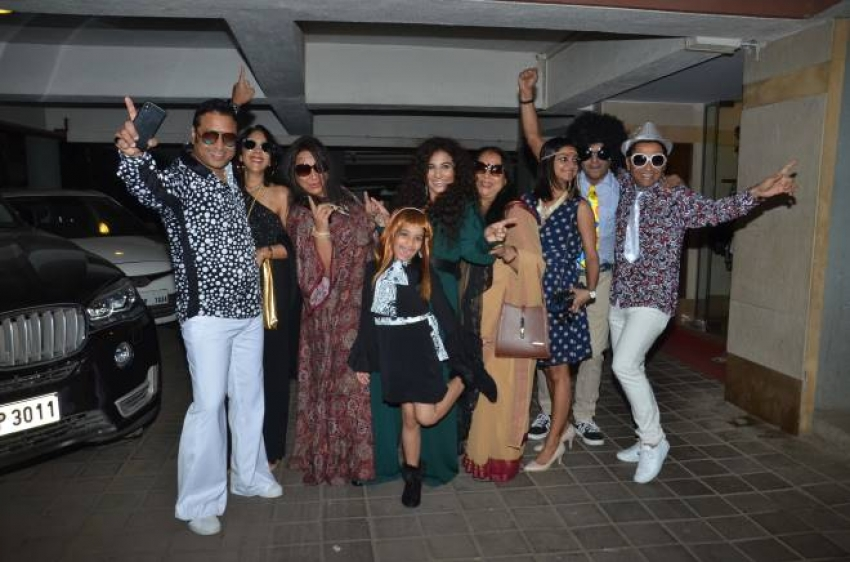 Vidya Balan Birthday Bash 2018 Photos