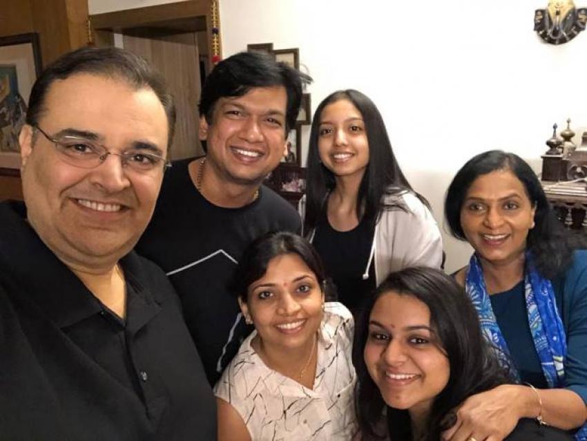Vijay Prakash Family Photos