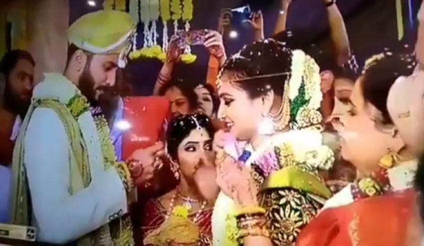 Agnisakshi Serail Fame Vijay Surya Gets Married On Valentine Day Photos