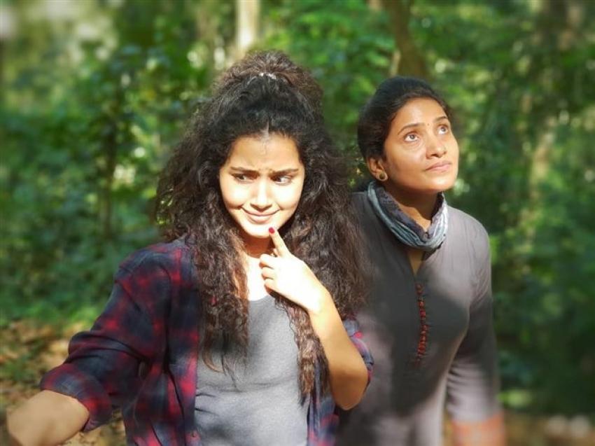 Anupama Parameshwaran Photos