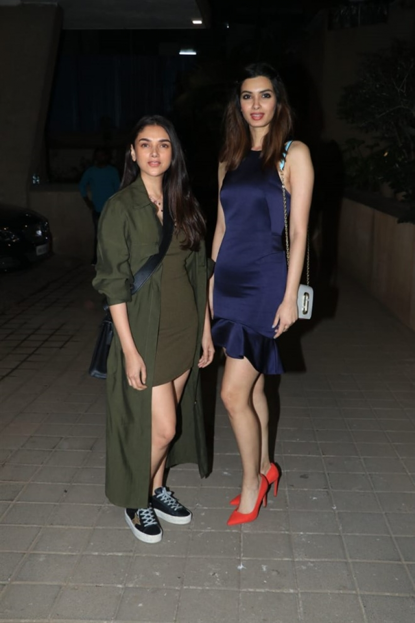 Celebs At Punit Malhotra's Valentine Day Party Photos