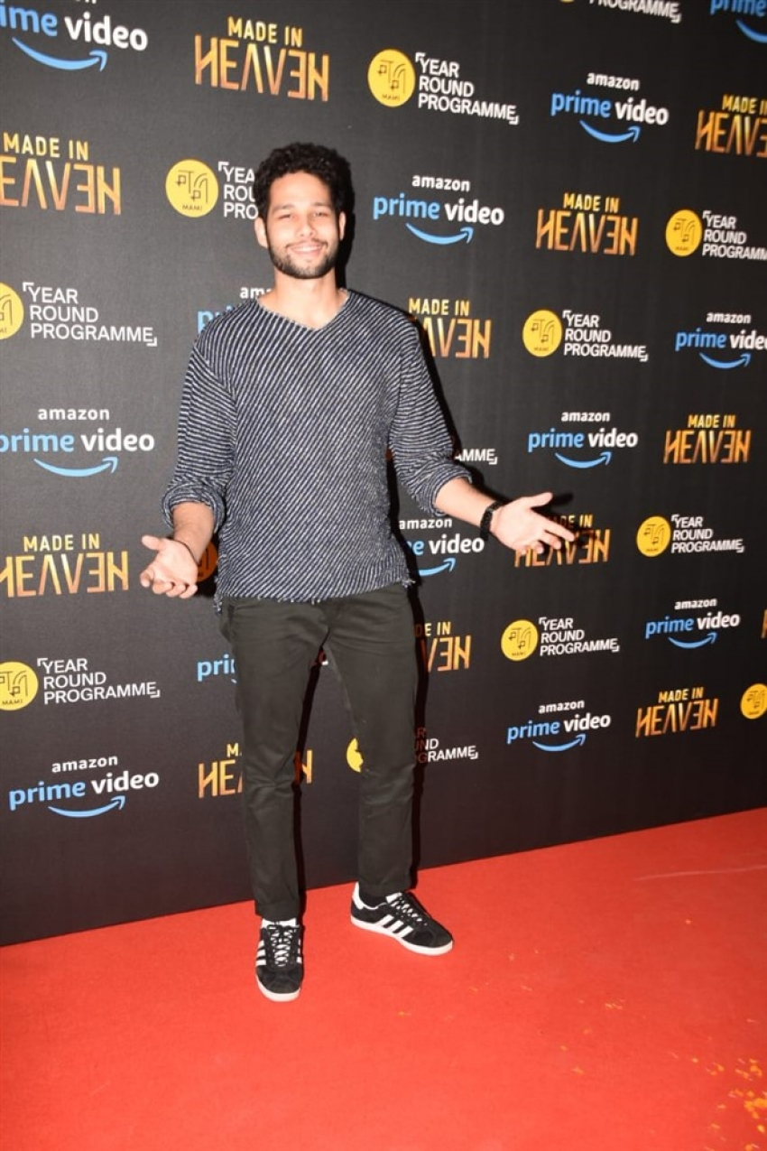 Celebs At Screening Of Made In Heaven Web Series Photos