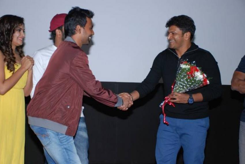 Chambal (2019) Movie Trailer Launch Photos