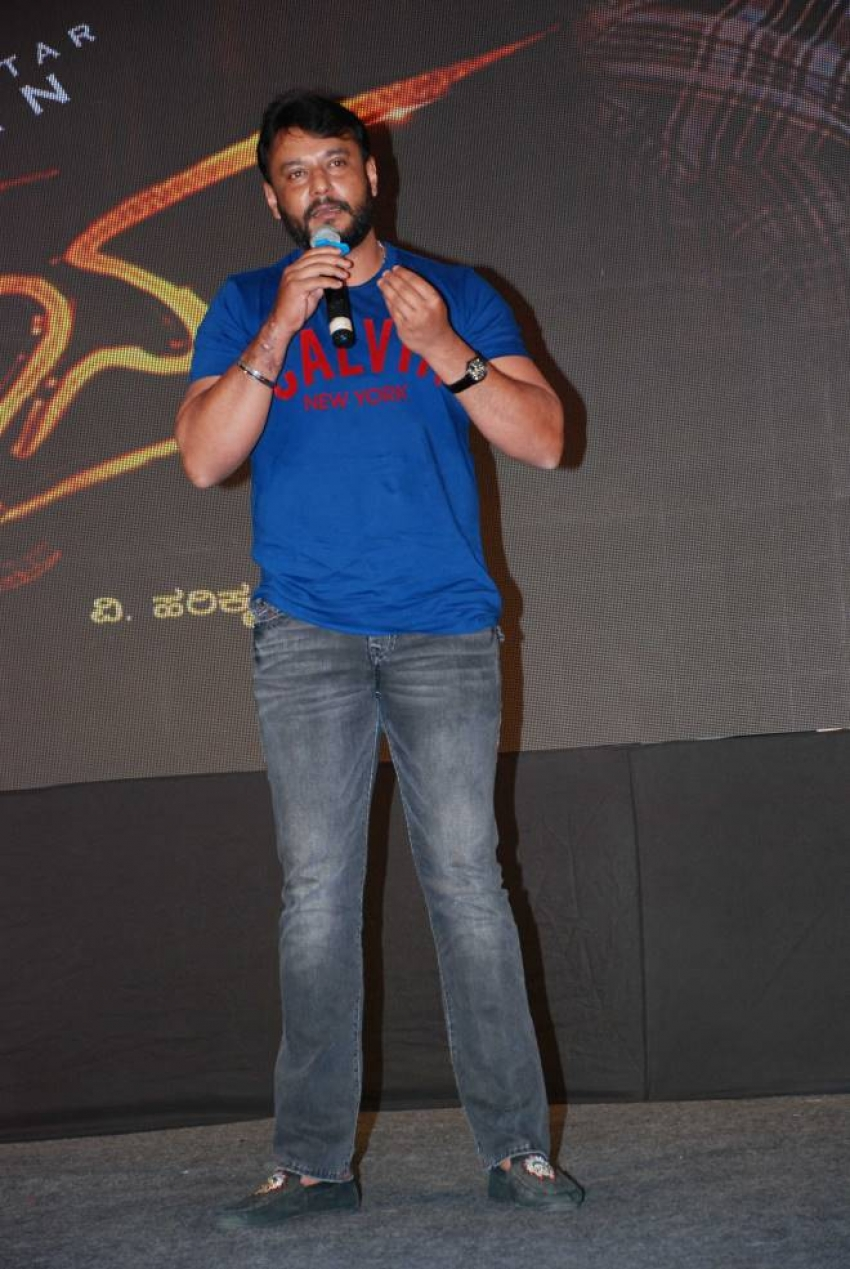 Darshan Thoogudeep Photos