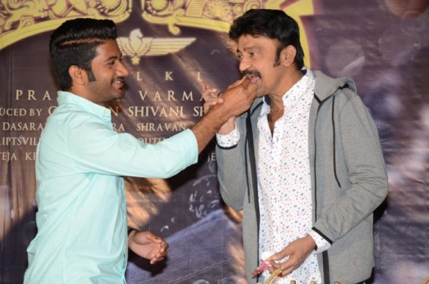 Dr Rajashekar Birthday and Kalki Teaser Launch Photos