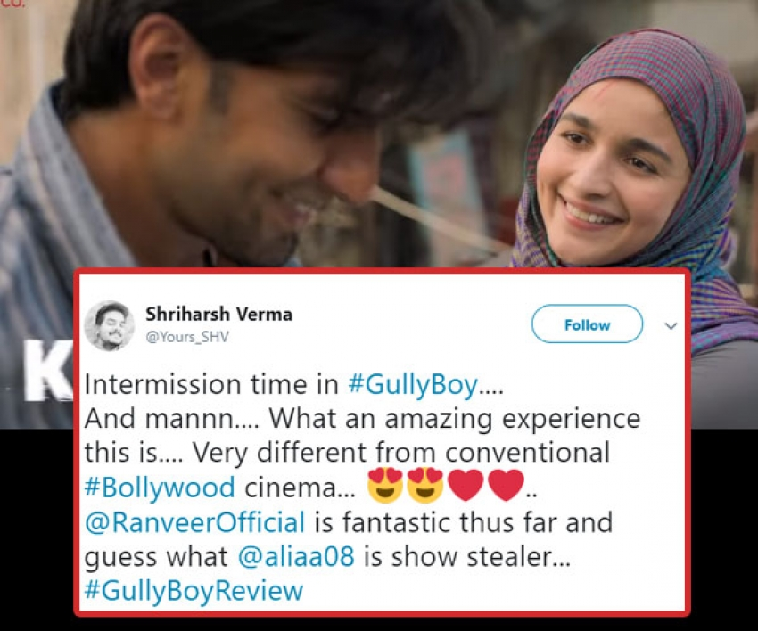 Gully Boy Movie Audience Reaction Photos