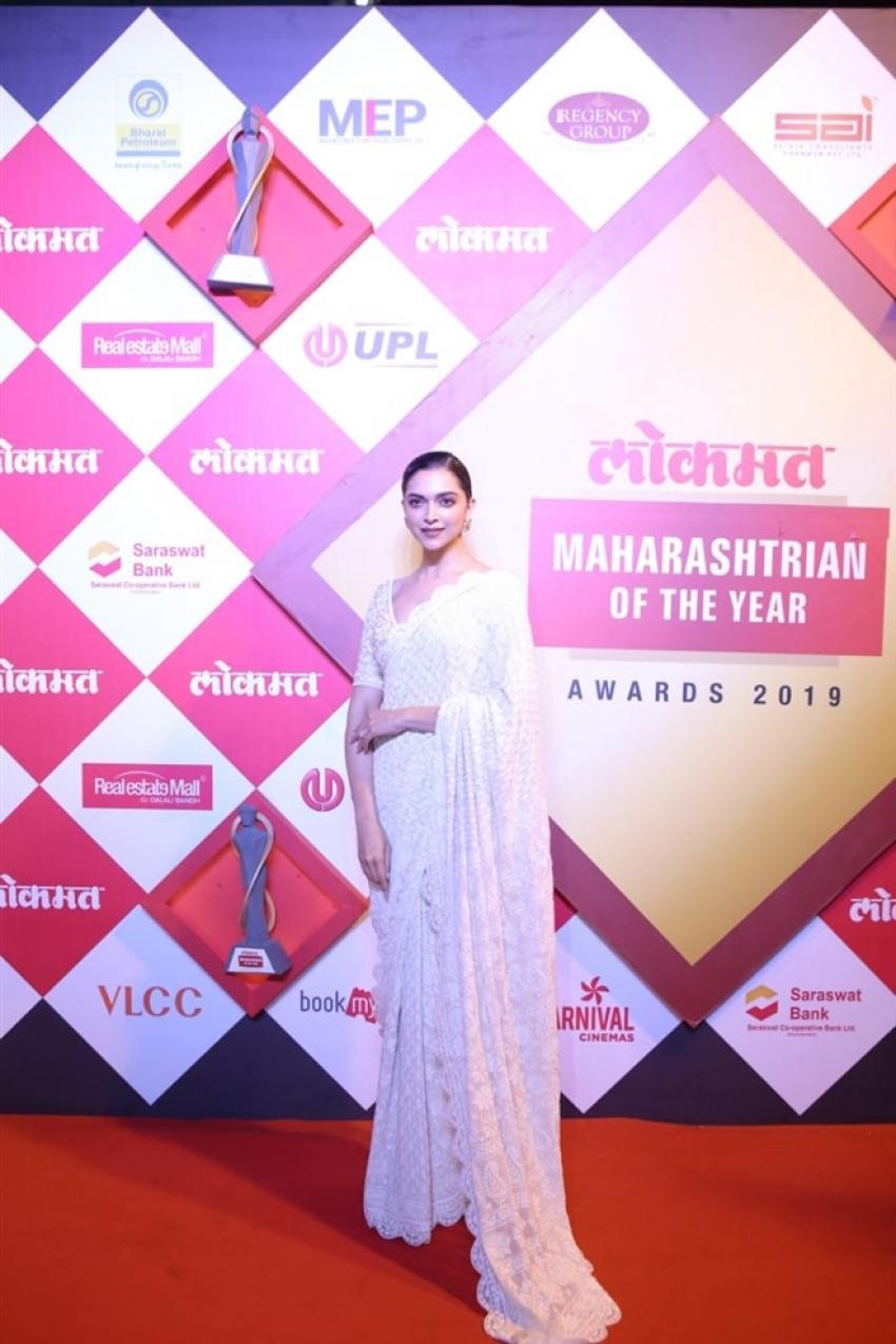 Lokmat Maharashtrian Awards 2019 Photos