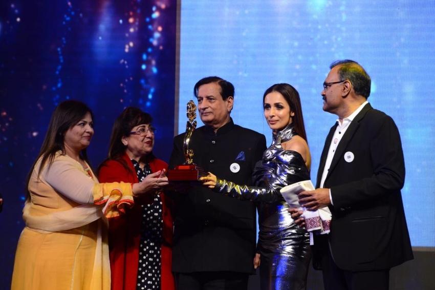 Malaika Arora At National Jewellery Awards 2019 Photos